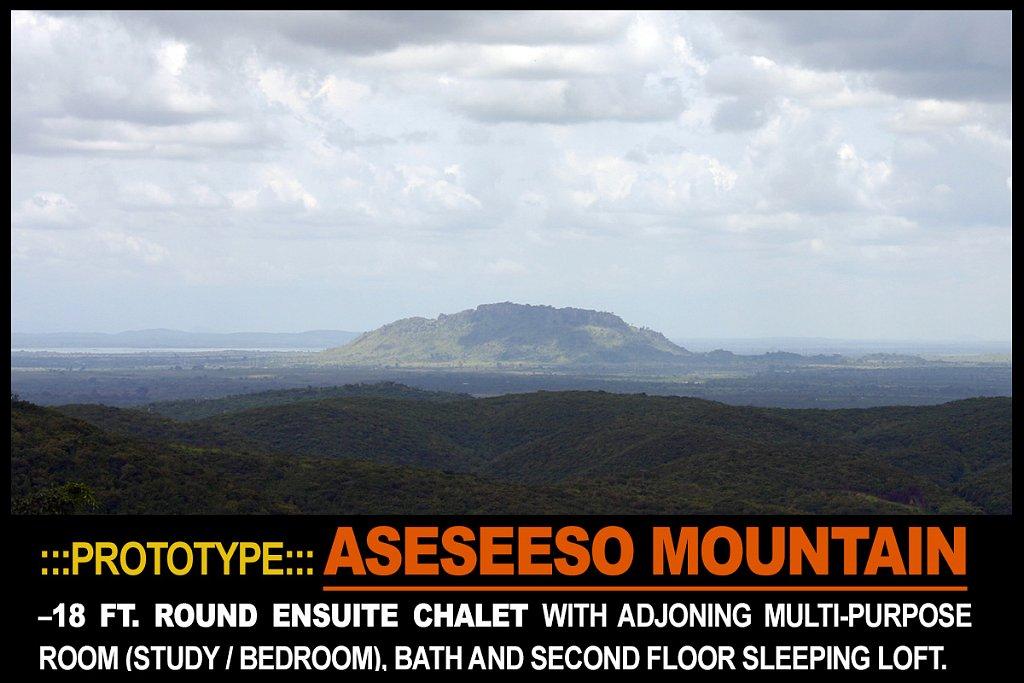 Asesseso Mountainside Chalet