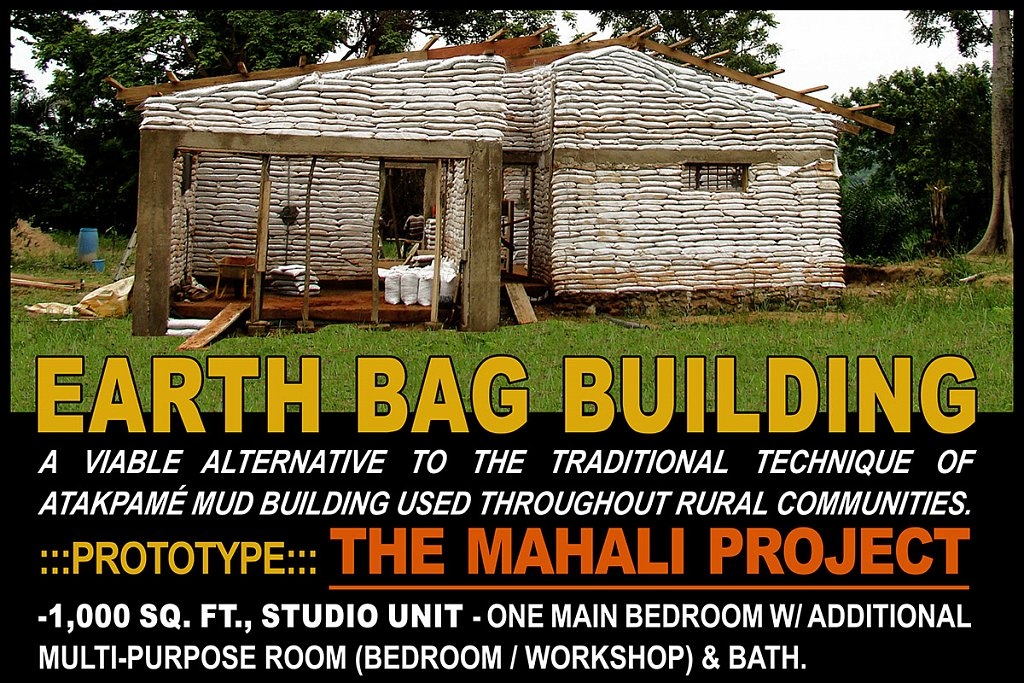 The Original EarthBag Building Project