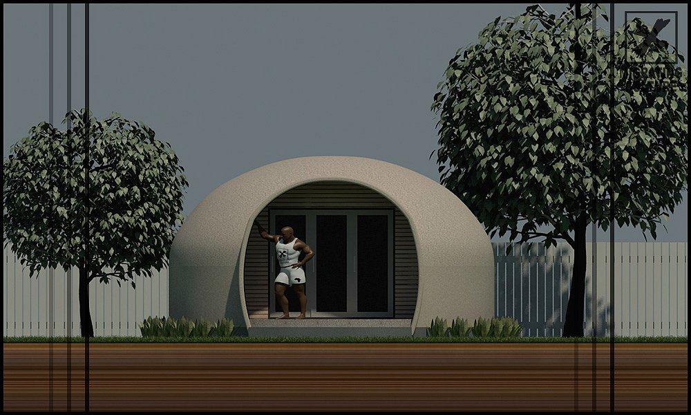 EcoShell Domes
