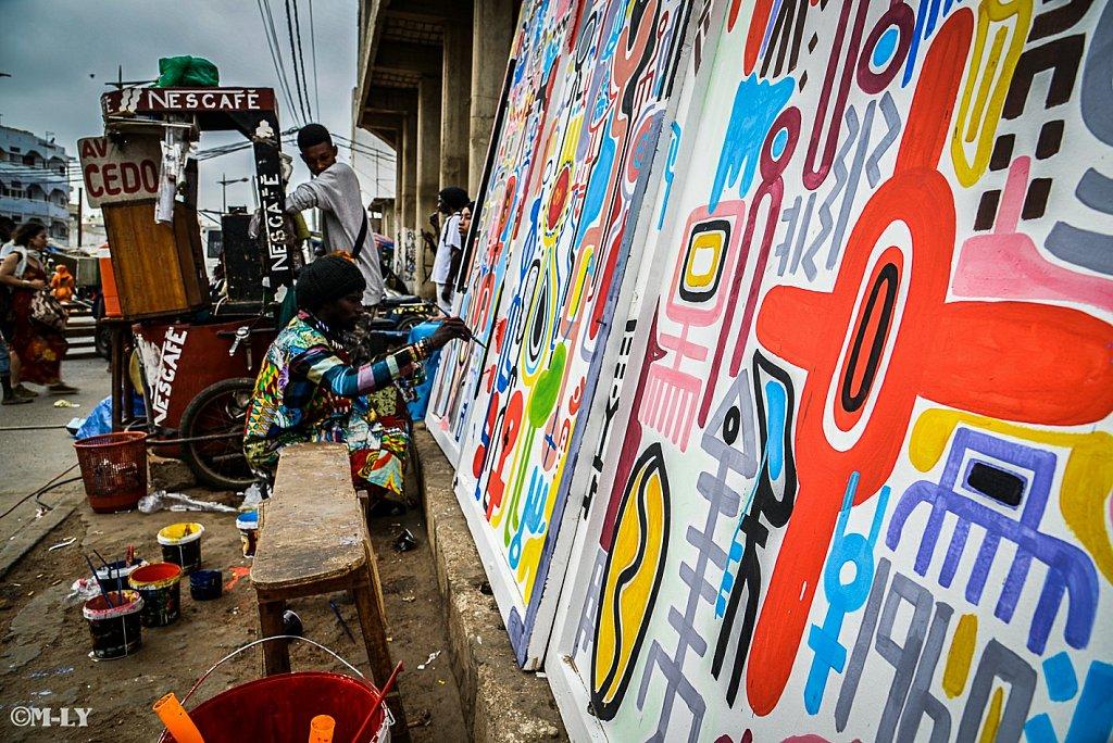 Dak'ART Mural